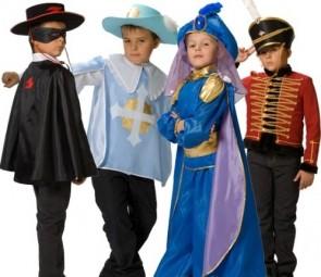 Карнавальный костюм на мальчика своими руками