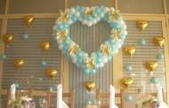 Оформление воздушными шарами в Самаре