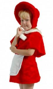 маленькая красная шапочка
