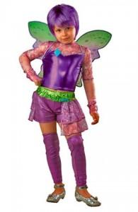 Карнавальный костюм фея прокат для девочки