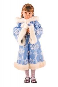 Костюм зимы - зимушка