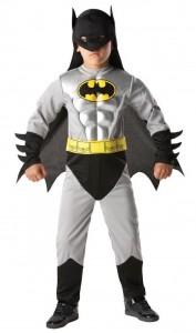 Карнавальный костюм детский на мальчика Бэтмен