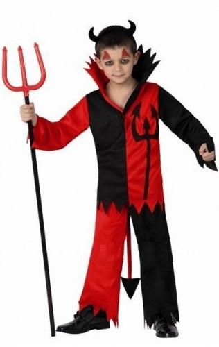 Карнавальный костюм детский на мальчика дьяволенок