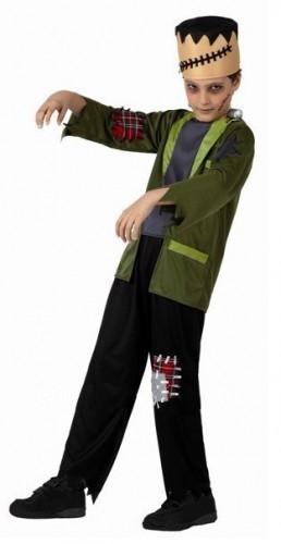 Карнавальный костюм детский на мальчика франкенштейн
