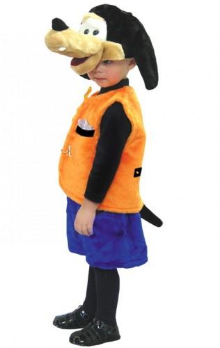 Карнавальный костюм детский гуффи дисней