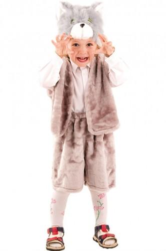 Карнавальный костюм детский на малчьика кота