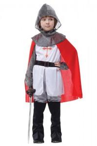 Карнавальный костюм детский на мальчика крестоносей