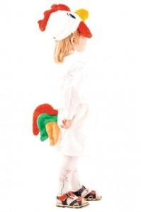 Карнавальный костюм детский петушок