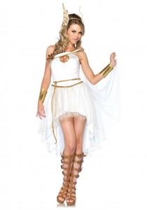 Карнавальный костюм женский богиня персефона