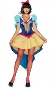 Карнавальный костюм женский белоснежка
