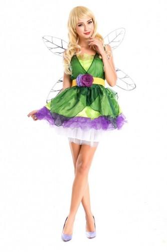 Карнавальный костюм женский фея