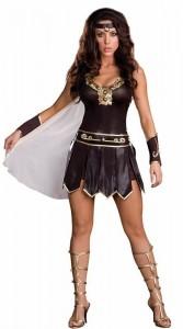Карнавальный костюм женский воительница