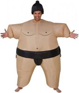 Карнавальный костюм борец сумо