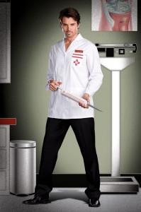 Карнавальный костюм мужской доктор хаус