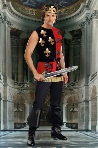 Карнавальный костюм мужской ланселот