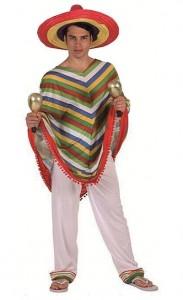 Карнавальный костюм мексиканец мужской