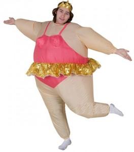Карнавальный костюм балерины