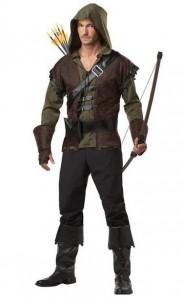 Карнавальный костюм мужской робин гуд