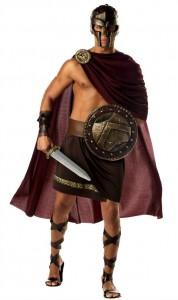 Карнавалный костюм спартанец гладиатор