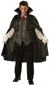 Карнавальный костюм мужской вампир