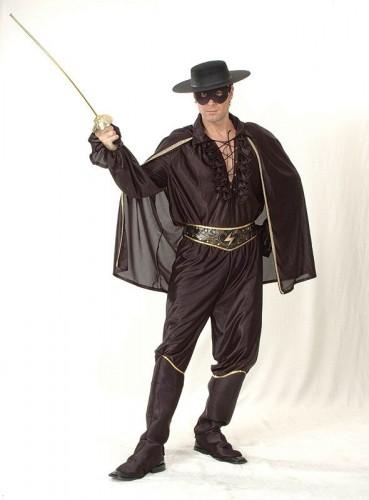 Карнавальный костюм мужской зорро