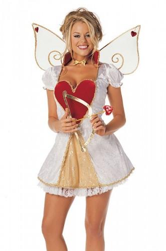 Карнавальный костюм женский Амур