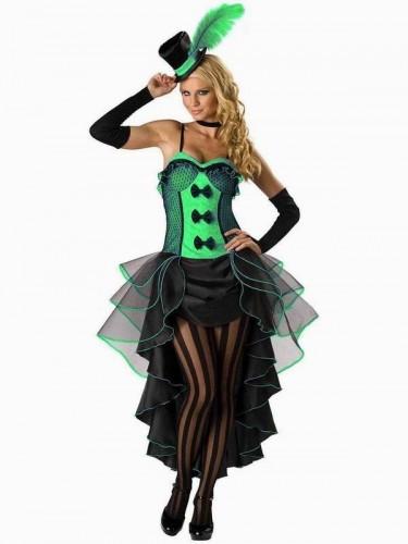 Карнавальный костюм женский Бурлеск