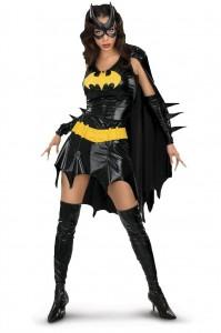 Карнавальный костюм девушка Бэтмен
