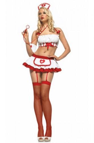 Карнавальный костюм женский сексуальная медсестра