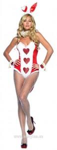 Карнавальный костюм женский кролик сексуальный