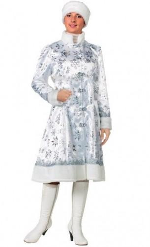 Прокат костюм снегурочки