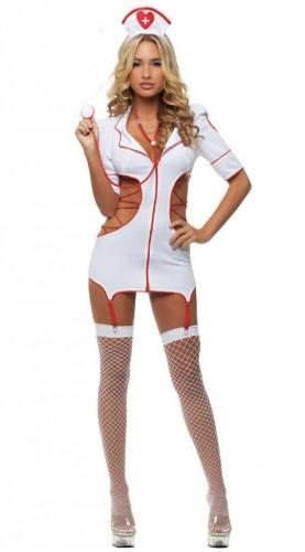 карнавальный костюм женский медсестра